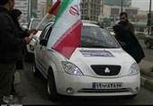 قهرمان اتوموبیلرانی کاشانی: به برافراشته شدن پرچم ایران در مسابقات جهانی میاندیشم