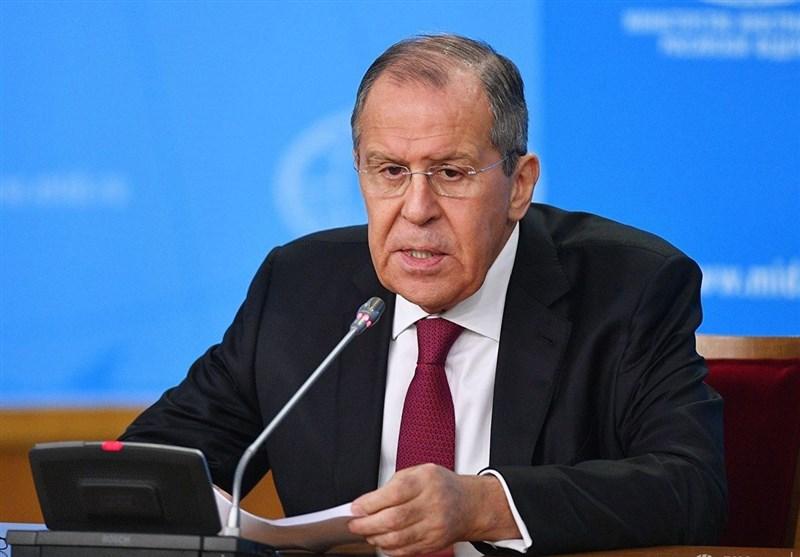 لافروف.. تشکیل اللجنة الدستوریة السوریة صار فی مراحله الأخیرة
