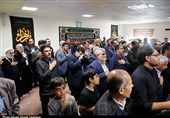 برگزاری مراسم عزاداری شهادت حضرت زهرا (س) در بوشهر به روایت تصویر