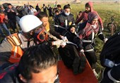 Dozens of Palestinian Protesters Injured by Israeli Fire in Gaza (+Video)