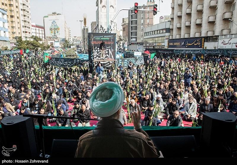 سخنرانی حجتالاسلام کاظم صدیقی در مراسم عزاداری شهادت حضرت زهرا(س) - میدان فاطمی