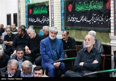 علی مطهری نایب رئیس مجلس در مراسم عزاداری شهادت حضرت زهرا(س) - کیش