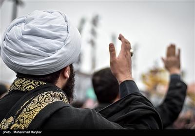 مراسم عزاداری شهادت حضرت زهرا(س) -رشت