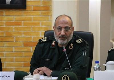فرمانده سپاه کرمان: دفع تهدیدات دشمنان نیازمند وحدت است