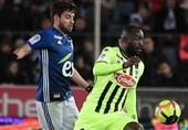 فوتبال جهان|تساوی دیرهنگام آمیا در حضور 83 دقیقهای قدوس