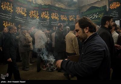 مراسم عزاداری شهادت حضرت زهرا(س) - استان ها