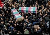 پیکر مطهر 2 شهید گمنام در لرستان تشییع میشود