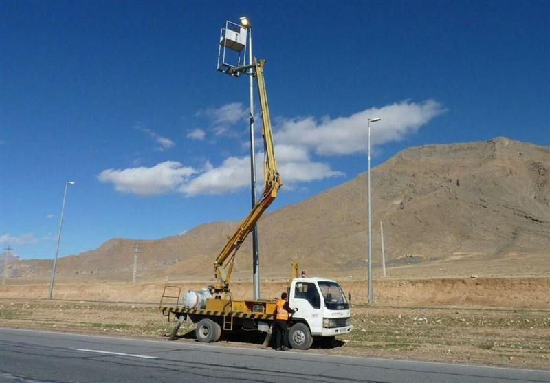 14 پروژه روشنایی در نقاط حادثهخیز استان مرکزی بهرهبرداری میشود