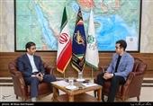 گفتوگوی تصویری با فرمانده قرارگاه سازندگی خاتم؛ در عمل ثابت کردیم، اقتصاد ایران بنبست ندارد