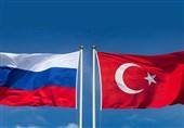 روسیه و ترکیه توافقنامه حمل و نقل جادهای امضا کردند