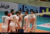 لیگ برتر والیبال| 6 دیدار حساس برای شهرداری تبریز و رقبا در 2 هفته پایانی مسابقات