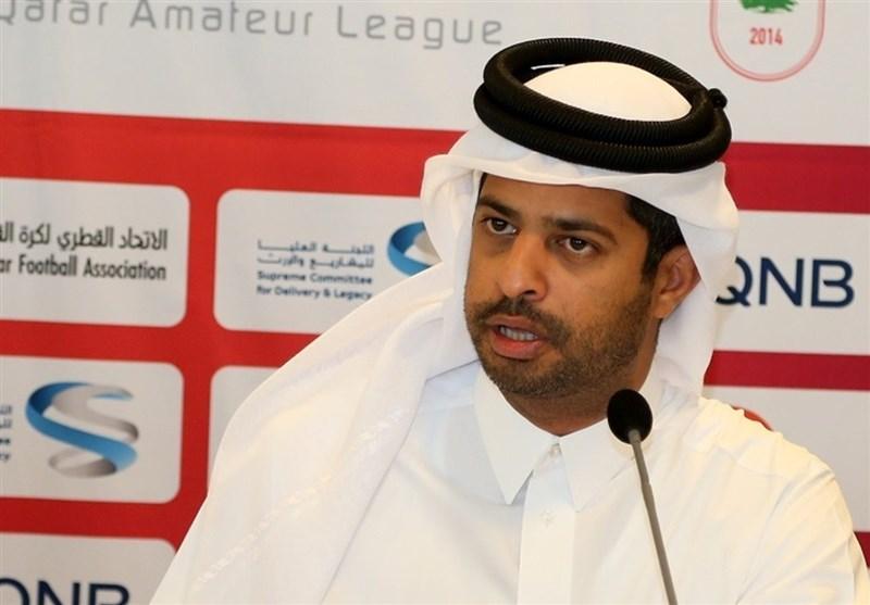 ناصر الخاطر: 48 تیمیشدن جام جهانی همچنان در حال بررسی است/ جام میان قارهای را برگزار میکنیم