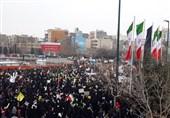 راهپیمایی 22 بهمن 97| جانشین فرمانده ناجا: مردم تلاش چندماهه دشمنان را ناکام گذاشتند