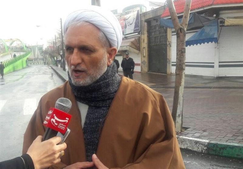 اراک| پیام 22 بهمن ملت ایران امید به آینده است