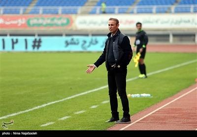 یحیی گلمحمدی سرمربی تیم فوتبال پدیده