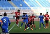 لیگ برتر فوتبال| تساوی یک نیمهای استقلال خوزستان و صنعت نفت