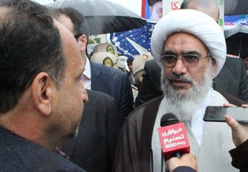 بهمن تماشایی 97| امام جمعه بوشهر: مردم اوج بصیرت، استکبار ستیزی و ولایتمداری خود را نشان دادند