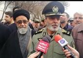بهمن تماشایی 97| فرمانده کل ارتش: نیروهای مسلح تا آخرین قطره خونشان از حدود و ثغور ایران دفاع میکنند+فیلم