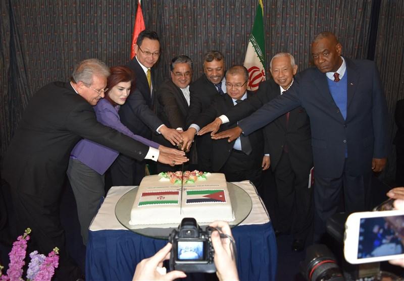 برگزاری جشن 40 سالگی انقلاب اسلامی ایران در اردن