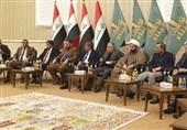 برگزاری دومین نشست الفتح و سائرون با موضوع تکمیل کابینه عراق