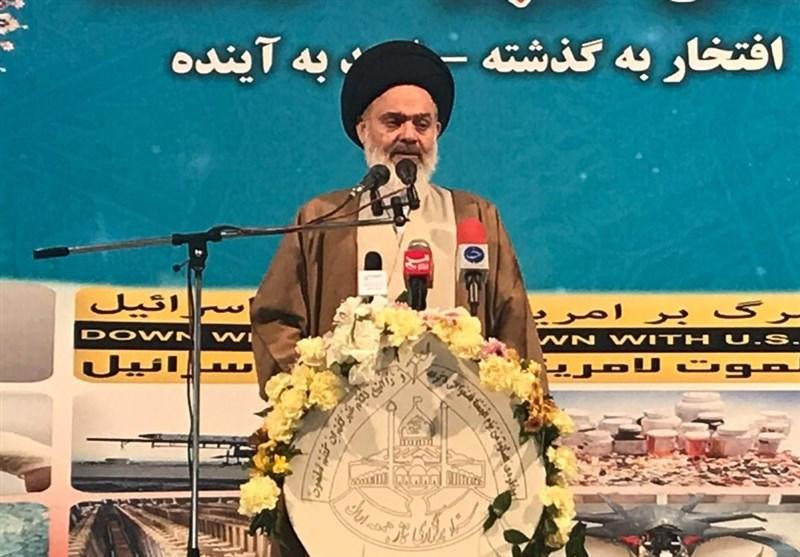 بهمن تماشایی 97| عضو خبرگان رهبری: انقلاب اسلامی بزرگترین نعمت الهی در دوران معاصر است