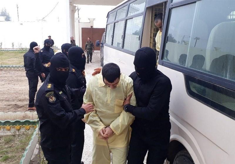 دستگیری دهها تروریست در الانبار+تصاویر