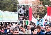 بهمن تماشایی 97| راهپیمایی شکوهمند 22 بهمن در کاشان برگزار شد + تصاویر