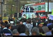 بهمن تماشایی 97| خروش مردم شهرهای خوزستان در راهپیمایی 22 بهمن به روایت تصاویر