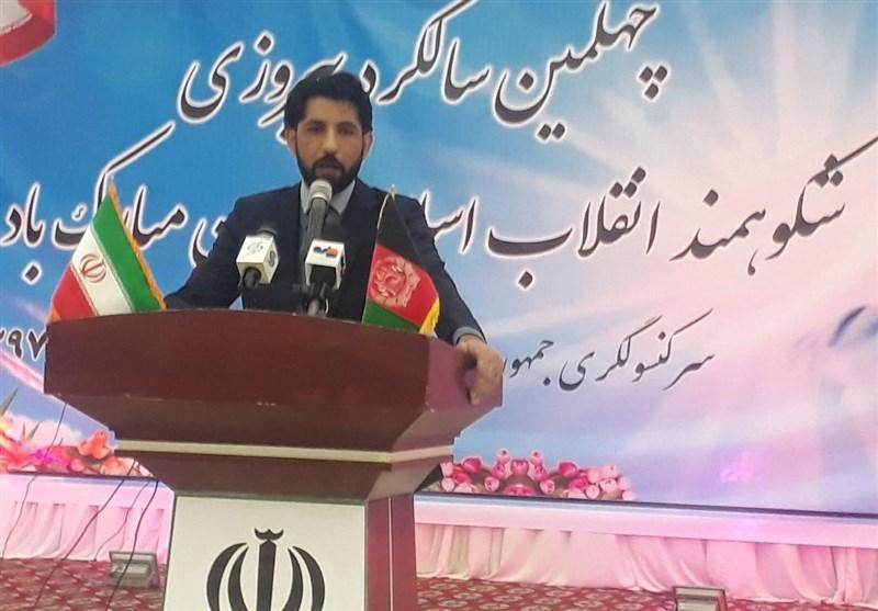 معاون والی هرات: مشارکت ایران دلیل دستیابی افغانستان به یکی از راههای بزرگ ترانزیتی است