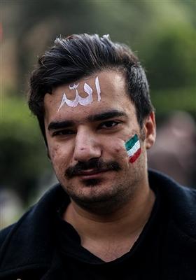 راهپیمایی چهلمین سالگرد پیروزی انقلاب اسلامی ایران در اهواز