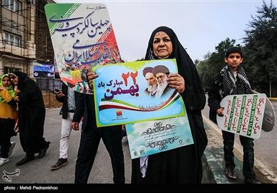 راهپیمایی چهلمین سالگرد پیروزی انقلاب اسلامی ایران - استانها(2)