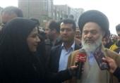 بهمن تماشایی 97| آمریکا دربرابر اراده و اقتدار ایران اسلامی تسلیم شده و به زانو درآمده است+فیلم