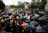 بهمن تماشایی 97| مردم بوشهر با حضور باشکوه در راهپیمایی 22 بهمن حماسهای دیگر خلق کردند+فیلم