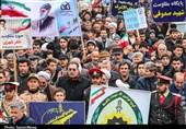 بهمن تماشایی 97 | حضور انقلابی مردم آذربایجان شرقی در راهپیمایی 22 بهمن از دریچه دوربین