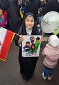 فرزند شهید قاضی خانی