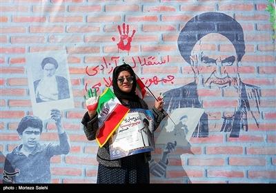 Anniversary of Islamic Revolution Held in Different Iranian Cities