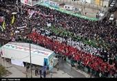 بازتاب راهپیمایی 22 بهمن 97| سانا: راهپیماییهای میلیونی در سالروز پیروزی انقلاب برگزار شد