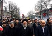 بهمن تماشایی 97| آیت الله نورمفیدی: حضور حماسی مردم در راهپیمایی 22 بهمن، دشمنان را ناامید کرد