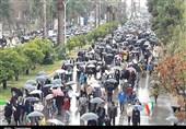 بهمن تماشایی 97| حماسه مردم شیراز در راهپیمایی22 بهمن به روایت تصویر