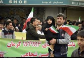 بهمن تماشایی 97| حضور حماسی مردم کرمان در مراسم راهپیمایی 22 بهمن به روایت تصویر