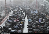 راهپیمایی چهلمین سالگرد پیروزی انقلاب اسلامی ایران در همدان
