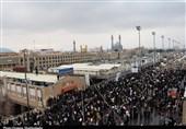 بهمن تماشایی 97|حضور پرشور و حماسی مردم قم در جشن چهلسالگی انقلاب به روایت تصویر
