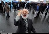 تصاویر ارسالی مخاطبان خبرگزاری تسنیم از راهپیمایی بزرگ 22 بهمن