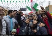 بهمن تماشایی 97 | راهپیمایی باشکوه 22 بهمن در یزد به روایت تصویر
