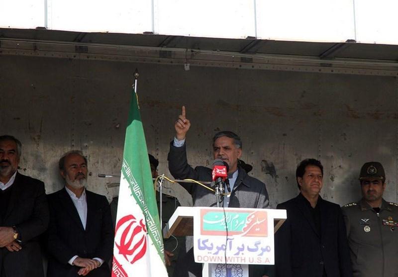 بهمن تماشایی 97  رژیم صهیونیستی از ترس موشکهایمان جرات تعرض به ایران را ندارد