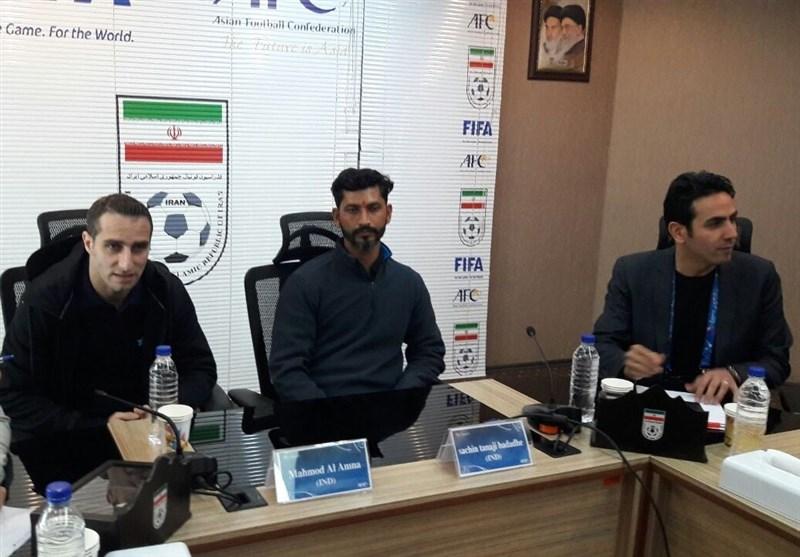 سرمربی پنجاب: از فدراسیون ایران تشکر میکنم/ سایپا تیم خوبی است اما ما هم آمدهایم اینجا تا فوتبال بازی کنیم!