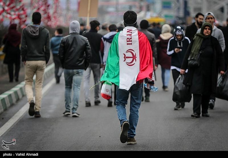 بهمن تماشایی 97| حضور حماسی مردم خراسان جنوبی در جشن «چله انقلاب» به روایت تصویر