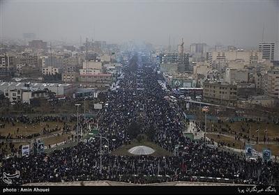 تصاویر منتخب از چهلمین سالگرد پیروزی انقلاب
