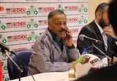 اصفهان| سرمربی الکویت: عملکرد داوران بسیار ضعیف بود و باید با آنها هم بازی میکردیم/ نمیخواستیم بازی به پنالتی کشیده شود