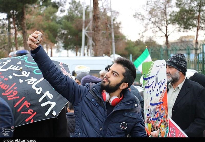بهمن تماشایی 97| راهپیمایی دشمن شکن 22 بهمنماه مردم دیار قومس به روایت تصویر